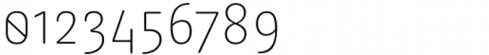 FF Kaytek Rounded Thin Font OTHER CHARS