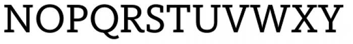 FF Kievit Slab Pro Book Font UPPERCASE