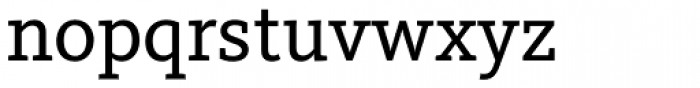 FF Kievit Slab Pro Book Font LOWERCASE