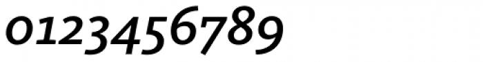 FF Kievit Slab Pro Medium Italic Font OTHER CHARS