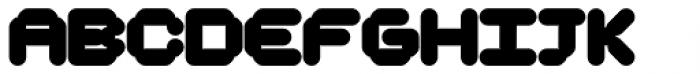 FF Koko Std Three Font UPPERCASE