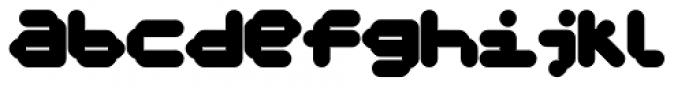 FF Koko Std Three Font LOWERCASE