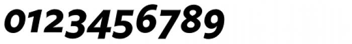 FF Legato OT Bold Italic Font OTHER CHARS