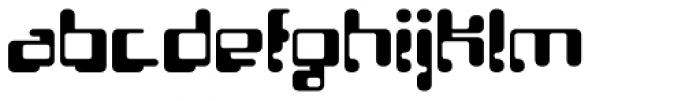 FF Localizer Sans Font LOWERCASE