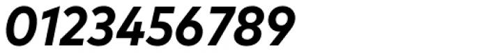 FF Mark OT Narrow Bold Italic Font OTHER CHARS