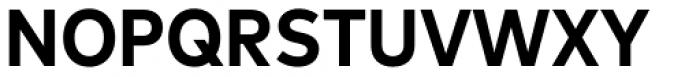 FF Mark OT Narrow Bold Font UPPERCASE