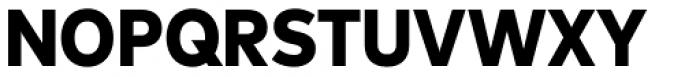 FF Mark Pro Narrow Heavy Font UPPERCASE