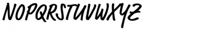 FF Market Pro Cond Medium Font UPPERCASE