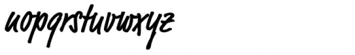 FF Market Pro Cond Medium Font LOWERCASE