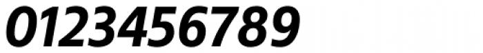 FF Marselis Pro Bold Italic Font OTHER CHARS