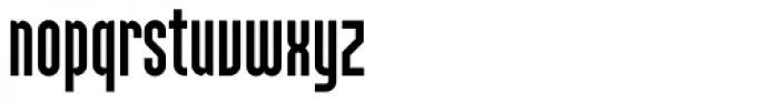 FF Marten Grotesque Pro Font LOWERCASE