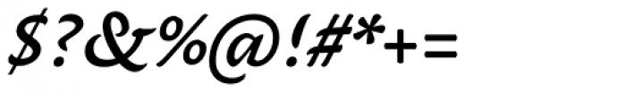 FF Masala Script OT Font OTHER CHARS