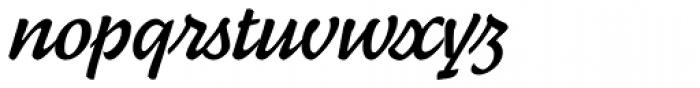 FF Masala Script OT Font LOWERCASE