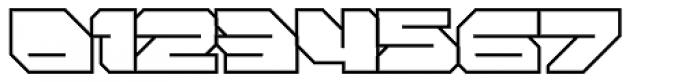 FF Massive 2 Line OT Font OTHER CHARS