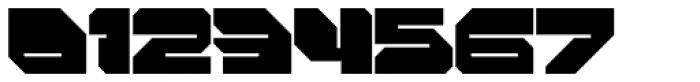 FF Massive 2 Solid OT Font OTHER CHARS