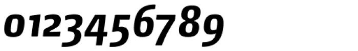 FF Max OT Cond Bold Italic Font OTHER CHARS