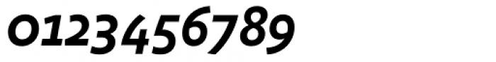 FF Megano Pro Demi Bold Italic SC Font OTHER CHARS