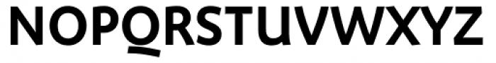 FF Megano Std Demi Bold SC Font UPPERCASE