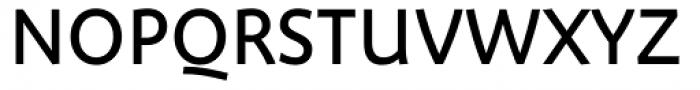FF Megano Std Medium SC Font UPPERCASE