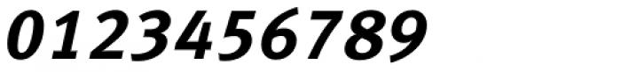 FF Meta Correspondence Pro Bold Italic Font OTHER CHARS