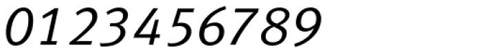 FF Meta Correspondence Pro Italic Font OTHER CHARS