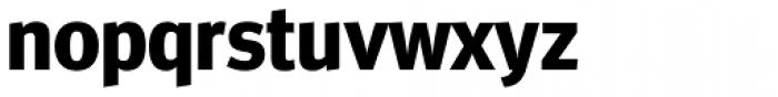 FF Meta Headline Pro Bold Font LOWERCASE