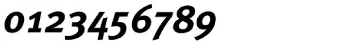 FF Meta Hebrew Bold Italic Font OTHER CHARS