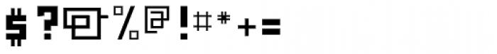 FF Minimum A Bold Font OTHER CHARS