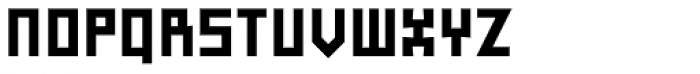 FF Minimum A Bold Font UPPERCASE