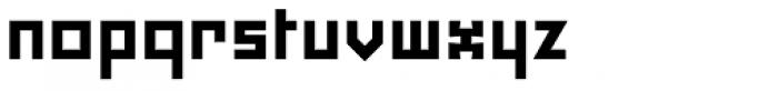FF Minimum A Bold Font LOWERCASE