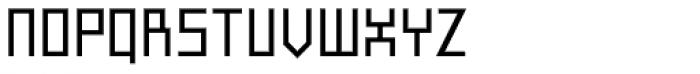 FF Minimum A Medium Font UPPERCASE