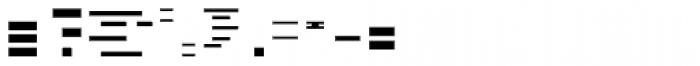 FF Minimum B Horizontal Bold Font OTHER CHARS
