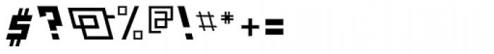 FF Minimum Ivre Font OTHER CHARS