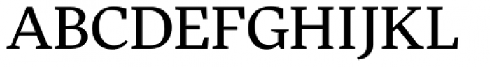 FF More Pro Wide Book Font UPPERCASE