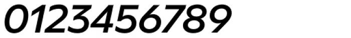 FF Neuwelt Medium Italic Font OTHER CHARS