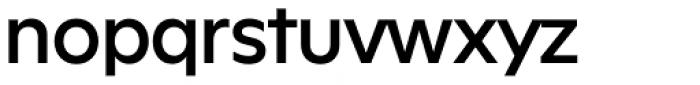FF Neuwelt Medium Font LOWERCASE