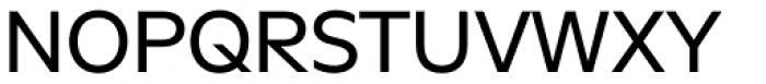 FF Neuwelt Regular Font UPPERCASE