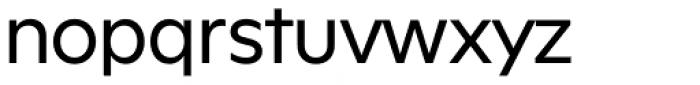 FF Neuwelt Regular Font LOWERCASE