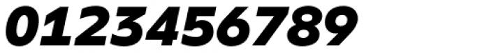 FF Neuwelt Text Black Italic Font OTHER CHARS