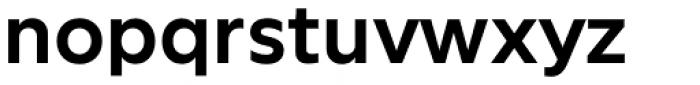 FF Neuwelt Text Bold Font LOWERCASE