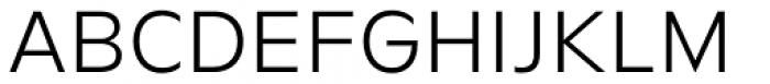 FF Neuwelt Text Light Font UPPERCASE