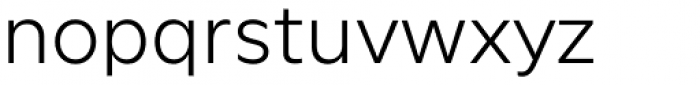 FF Neuwelt Text Light Font LOWERCASE
