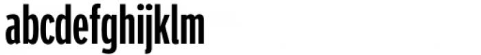 FF Nort Headline Condensed Font LOWERCASE
