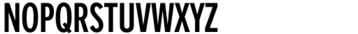 FF Nort Headline Semi Condensed Font UPPERCASE