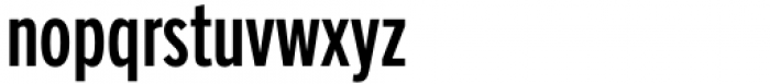 FF Nort Headline Semi Condensed Font LOWERCASE