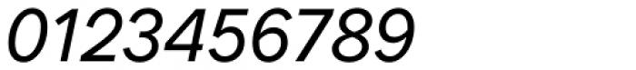 FF Nort Regular Italic Font OTHER CHARS