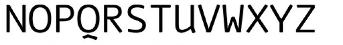 FF Nuvo Mono Pro Regular SC Font UPPERCASE