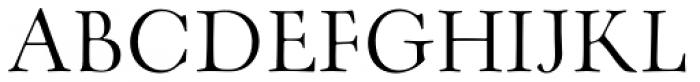 FF Oneleigh OT Font UPPERCASE