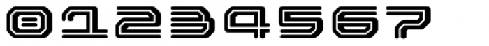 FF Outlander Std Binary Font OTHER CHARS