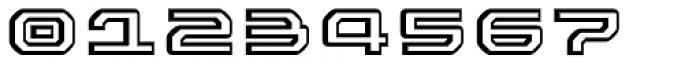 FF Outlander Std White Font OTHER CHARS